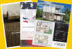 create a PDF brochure for your company or project