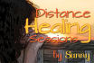 perform a beautiful and heartfelt distance healing energy meditation session