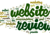 provide a professional and expert review of your website