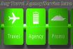 make Travel Agency Promotion Intro