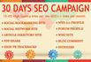 do seo backlinks Campaign