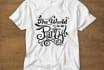 make eye catching T Shirt design