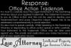 draft and File Response to Trademark Office Action