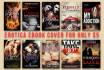create Erotica eBook Cover in 24 Hours