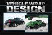 design a professional vehicle WRAP
