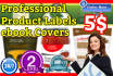 do product labels and eBook covers