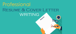 write professional Resume and cover letter