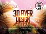 develop a 3D FLYER