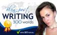 write a 300 word Blog Post