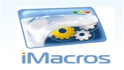 automate any web task with iMacros