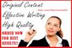 write a Perfect SEO Article