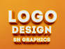 make 2 unique logo Designs