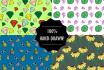 make eyecatching patterns for print, online, clothing