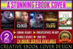 make you Amazing Kindle or eBook Cover