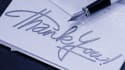 write you a customized Thank You note to send to employers after an interview