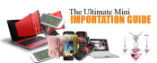 show you how to import products for as much as  60 percent below wholesale price