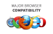 do speed up and cross browser supported of your website