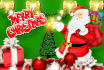 create customized greeting cards for Christmas, New Year and birthdays