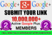 submit Your Link to 10 000 000 Active SOCIAL Members