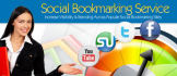 be submit your website or blog in 20 high PR social book marking sites