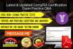 provide any CompTIA exam latest practice QA
