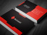 design two sided business card fastly