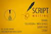 write edit Bengali Hindi English script for Drama Video Series n for commercials