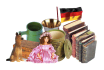 send you something from a German flea market