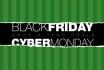 design black Friday,Cyber Monday promotion banner Flyer 2015