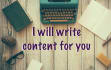 write a creative blog post for you