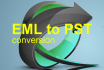convert eml files to pst format