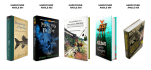 create a 3D mock up of your HARDBACK Book Cover