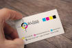 design your logo and business card