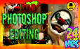 do any photoshop editing in just 24 hrs