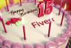 create Happy Birthday Congratulation for your Dear Person