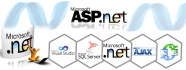 develop applications in asp NET