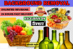 background Remove 20 Picture whiting 24hrs