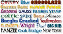 give you over 7,000 very rare fonts for photoshop