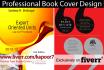 design Professional BOOK cover