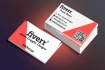 design your unique professional business card