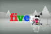 make CHRISTMAS Robot Video Logo Intro