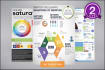 create an infographic with your content