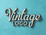 make Professional Retro or Vintage Logo