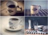 make 3 coffee cup mockup in 1day