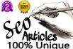 write SEO article of 400 words