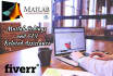 provide best solutions for Matlab Codes, Projects and GUIs