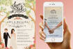 design a customized digital or printable invite for you