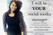be your social media manager and get you leads