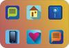 design professional FLAT app icon