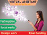 be your virtual assistant content writer